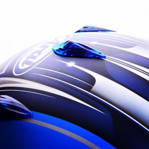 Blue bulletz vents